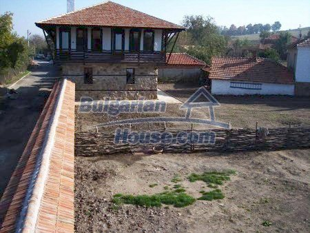 7752:4 - Bulgarian old stile house for sale near Sunny Beach