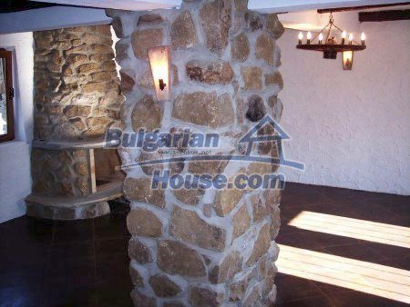 7752:5 - Bulgarian old stile house for sale near Sunny Beach