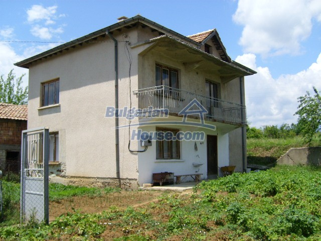 7851:1 - Beautiful bulgarian house for sale in Kardjali region