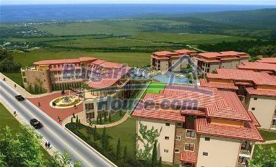 7884:2 - Bye bulgarian apartment in Albena-25km away from the sea capital