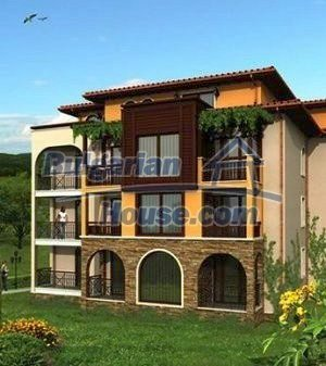 7884:1 - Bye bulgarian apartment in Albena-25km away from the sea capital