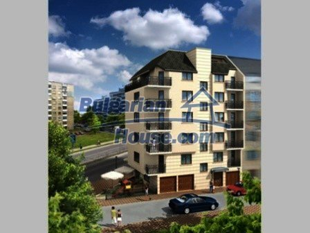 7911:1 - Invest in bulgarian apartment near to the centre ov Varna