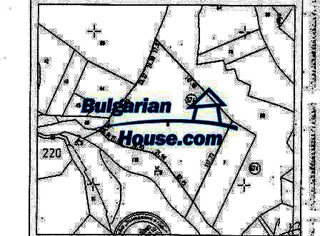 7923:6 - plots of Bulgartian bulgarian land in Lovech district