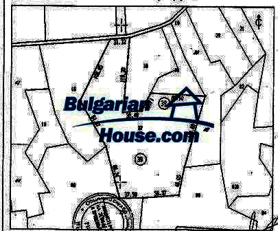 7923:9 - plots of Bulgartian bulgarian land in Lovech district