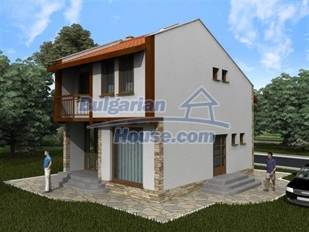 7950:5 - Bulgarian big house for sale in Varna region