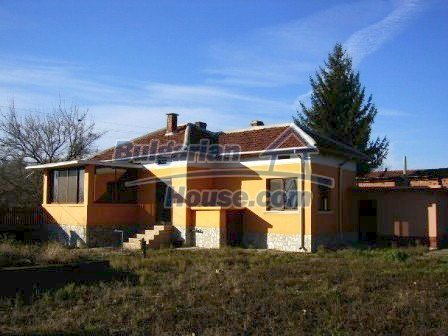 7974:1 - Cozy house in Bulgarian style situated on the bank of the Danube