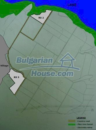 8001:8 - 3 huge plots of bulgarian land for investment on reasonable pric