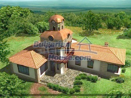 8022:4 - Newly built up watchtower bulgarian house- part of the unique pr