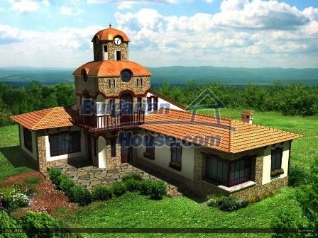 8022:5 - Newly built up watchtower bulgarian house- part of the unique pr