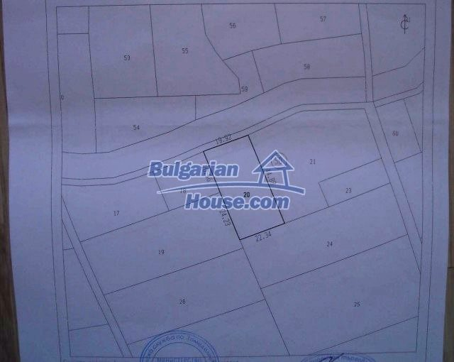 8058:3 - 9000sq.m plot of agricultural plot of bulgarian land at very rea