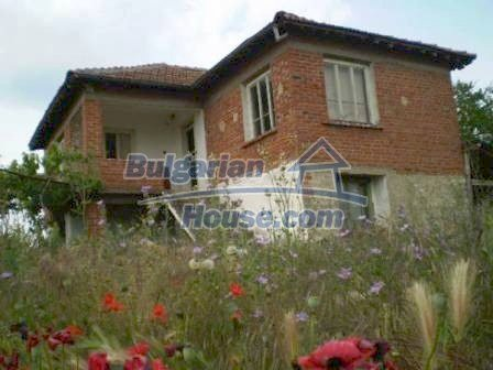 8190:2 - A decent two-storey bulgarian house for sale made of stones and