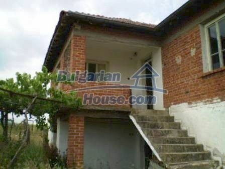 8190:3 - A decent two-storey bulgarian house for sale made of stones and