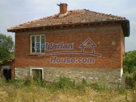 8190:4 - A decent two-storey bulgarian house for sale made of stones and