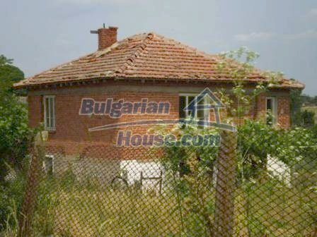 8190:6 - A decent two-storey bulgarian house for sale made of stones and