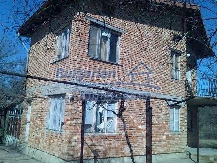 8217:4 - Lovely brick buil up  bulgarian house