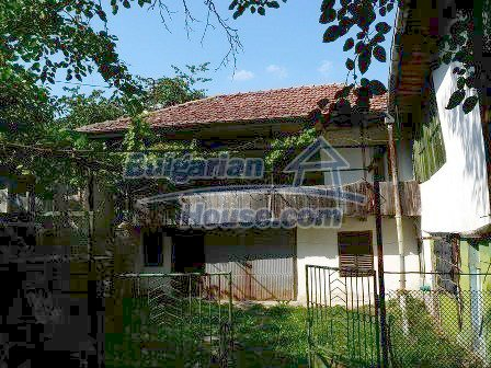 8235:1 - SOLD.Stone built up bulgarian house in beautiful mountain area w