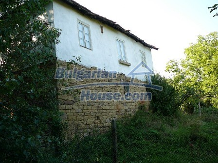 8235:2 - SOLD.Stone built up bulgarian house in beautiful mountain area w