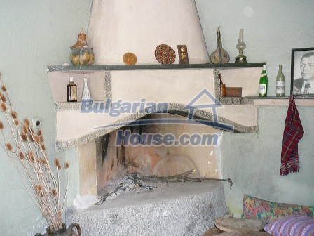8235:13 - SOLD.Stone built up bulgarian house in beautiful mountain area w