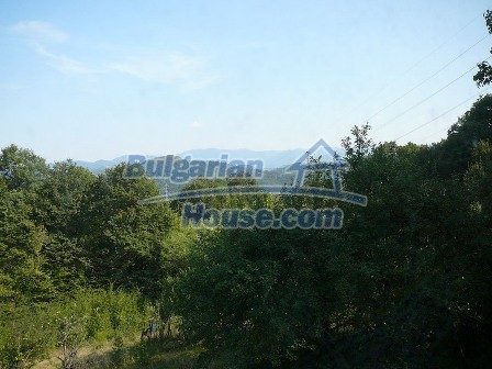8235:9 - SOLD.Stone built up bulgarian house in beautiful mountain area w