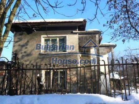 8295:2 - Cheap bulgarian house for sale near Nova Zagora
