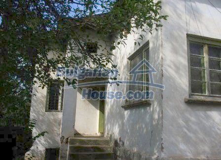 8307:2 - Cheap bulgarian house for sale with huge yard
