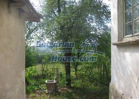 8307:4 - Cheap bulgarian house for sale with huge yard