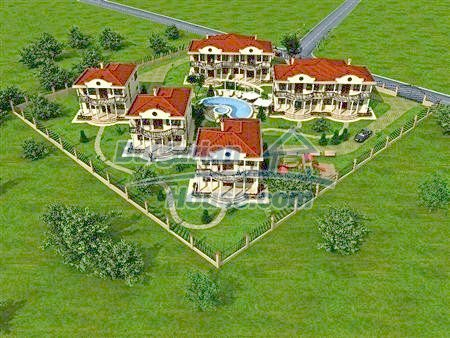 8346:6 - Holiday village- bulgarian houses for sale just 300m away from t