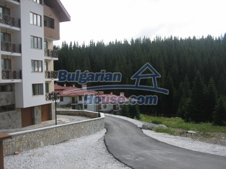 8424:1 - Cheap bulgarian apartment in Apart hotel Lucky- Pamporovo