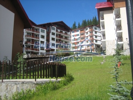 8424:3 - Cheap bulgarian apartment in Apart hotel Lucky- Pamporovo