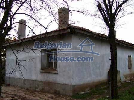 8454:1 - House for sale in the region of Elhovo with huge yard