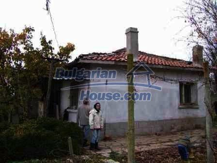8454:3 - House for sale in the region of Elhovo with huge yard