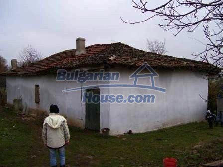 8454:13 - House for sale in the region of Elhovo with huge yard