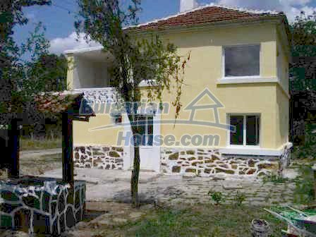 8490:1 - Cozy two storey bulgarian house for sale