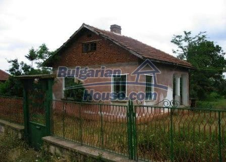 8493:1 - Two bulgarian houses for sale for the price of one