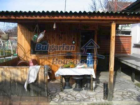 8526:5 - bulgarian house in Kazashko with panoramick sea view