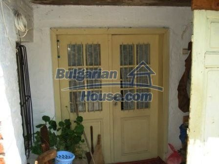 8550:3 - Rural bulgarian house in good condition for sale