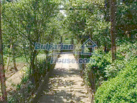 8550:7 - Rural bulgarian house in good condition for sale