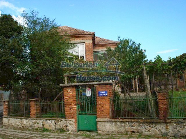 8556:4 - Bulgarian house for sale near Elhovo