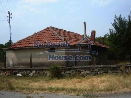 8580:2 - One storey bulgarian house for sale