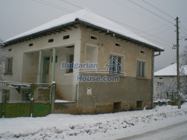 8724:1 - Bulgarian house for sale in a Mountain area