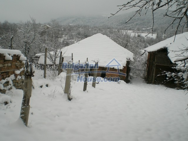 8724:11 - Bulgarian house for sale in a Mountain area