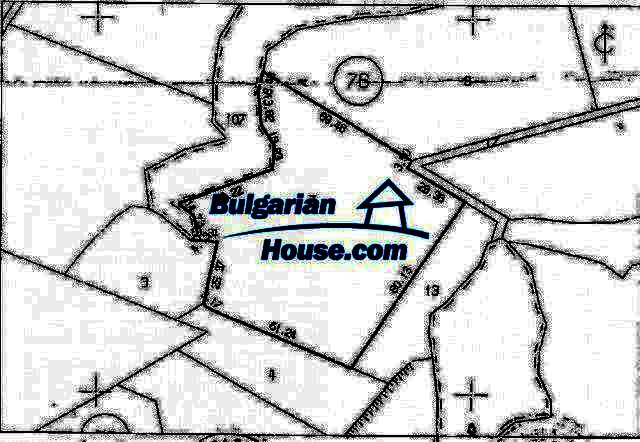 8892:3 - Cheap plot of bulgarian land for sale in Elena