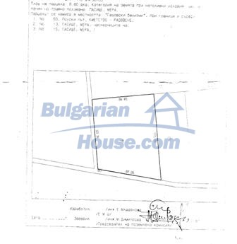 9006:15 - Cheap Bulgarian land near Lovech for sale