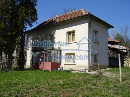 9249:5 - Lavish Bulgarian house for sale near Vratsa with beautiful mount