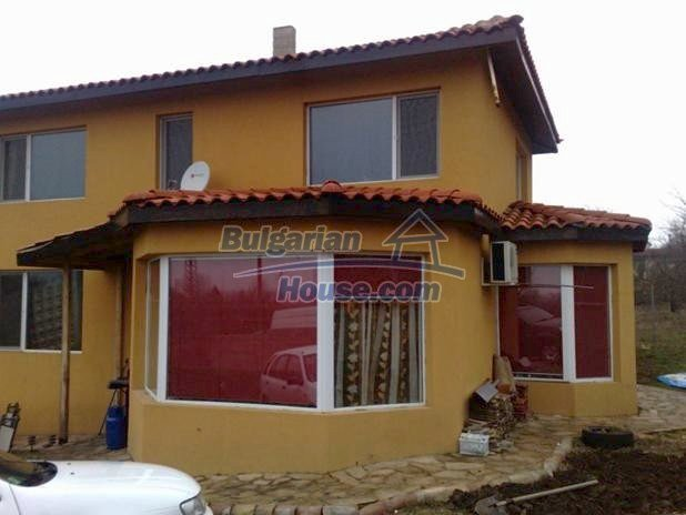 9306:1 - Two storey newly built up bulgarian house -10 minutes fro the se