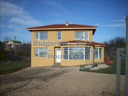 9306:2 - Two storey newly built up bulgarian house -10 minutes fro the se