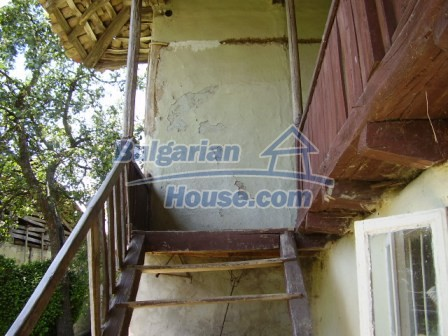 9348:12 - Cheap house in Bulgaria with huge garden, near Veliko T