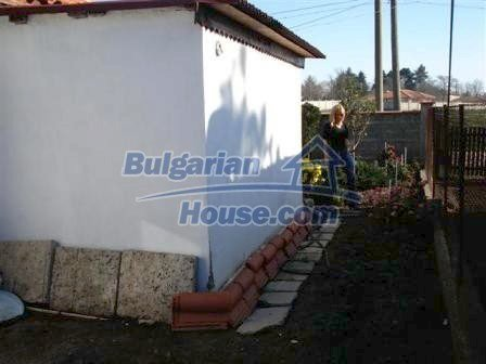 9357:17 - Furnished bulgarian house for sale near Varna only 6km away from