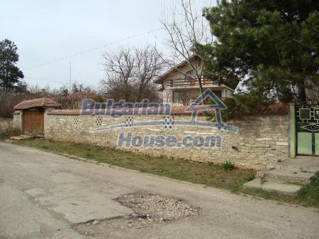 9360:5 - Buy cheap Bulgarian house only 3km away from the sea