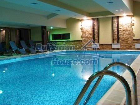 9378:13 - Furnished bulgarian apartment for sale in Bansko-stunning view